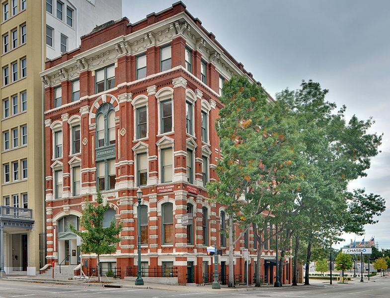 Houston Cotton Exchange Building