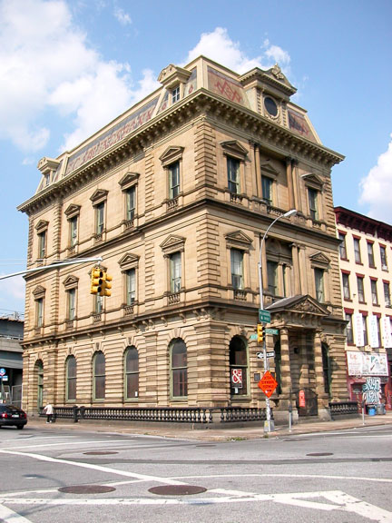 The Williamsburg Art & Historical Center is located at 135 Broadway in Brooklyn, New York and features hundreds of shows and performances featuring thousands of artists.