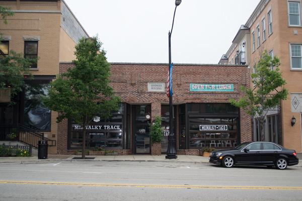603-605 N. Milwaukee Avenue, c.2018