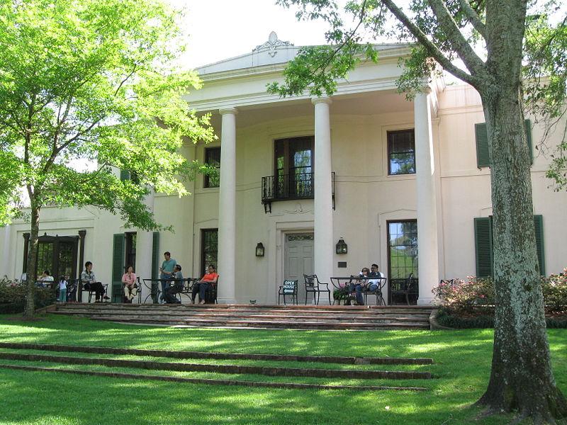 Bayou Bend Art Museum and Garden
