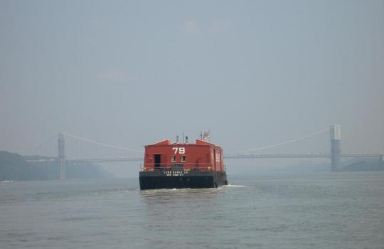 The Waterfront Museum is located at 290 Conover Street, Pier 44, in Brooklyn. It is on the Leigh Valley No. 79 Barge, which is on the National Register of Historic Places.