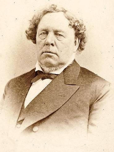 George A. Smith circa 1875