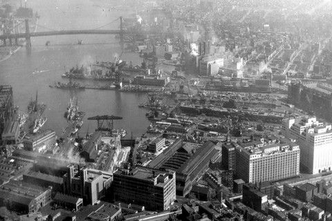 The Brooklyn Navy Yard. Source: Naval Historical Center