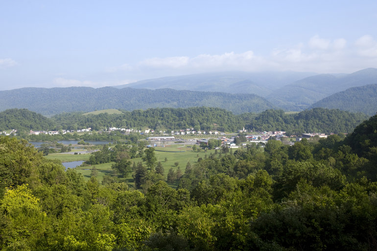 "The Saltville Valley was an important location during the Civil War. Saltville was known as the ""Salt Capital of the Confederacy. """