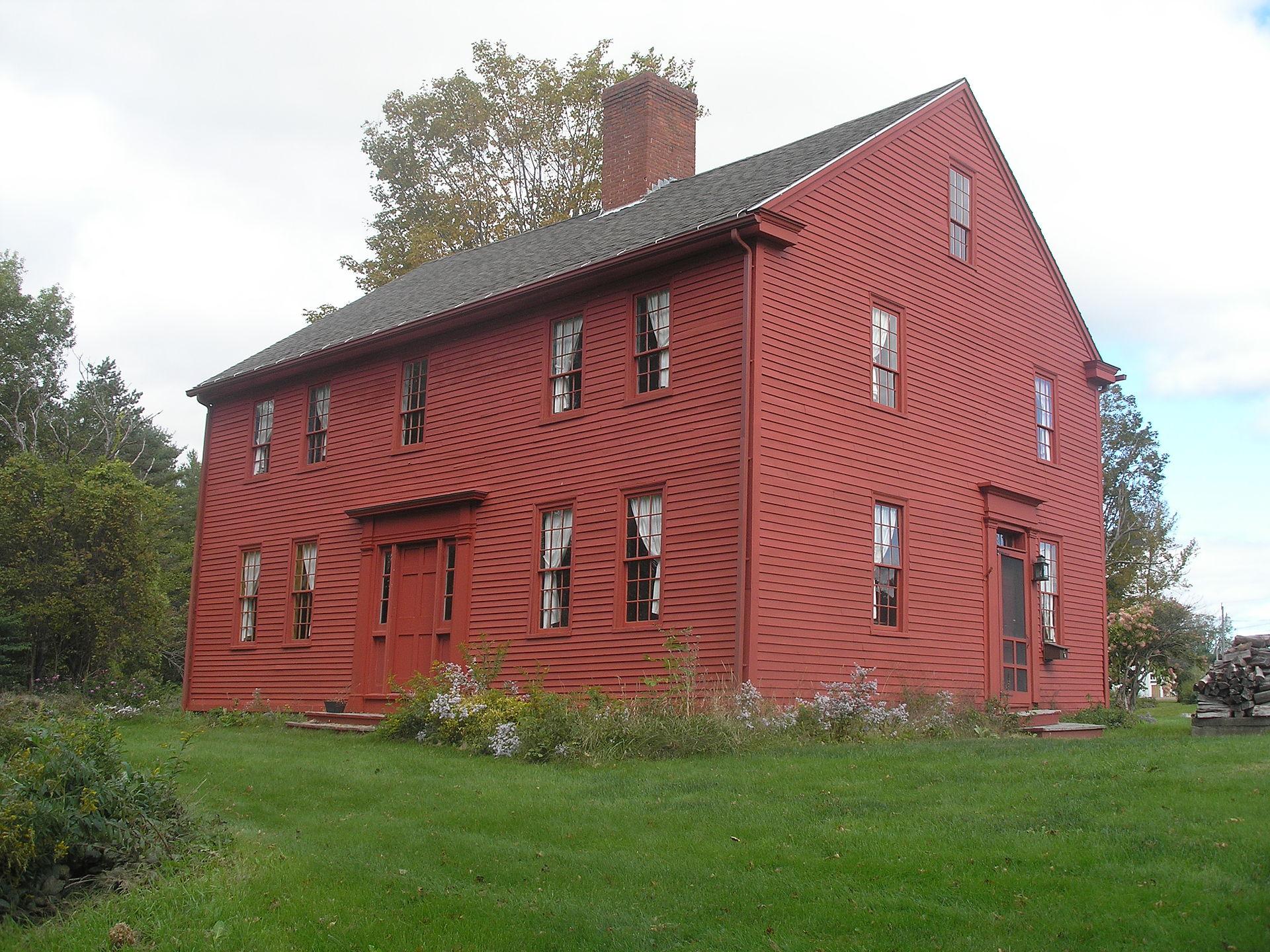 The Colburn House