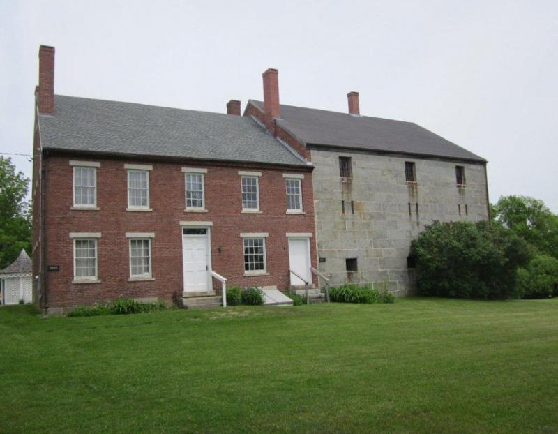 The Wiscasset Jail and Museum