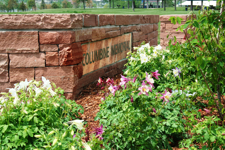 The Columbine Memorial welcomes visitors to reflect and heal after the tragic events of April 20, 1999.