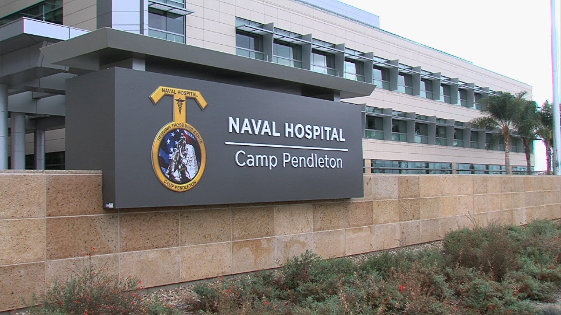 The Naval Hospital at Camp Pendleton