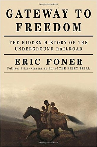 Learn more about slavery and abolition in New York City with Eric Foner's recent best-seller, available below.