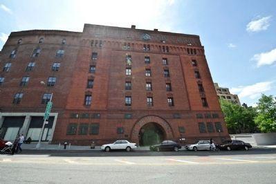 Brooklyn's Eagle Warehouse, designed by Frank Freeman.