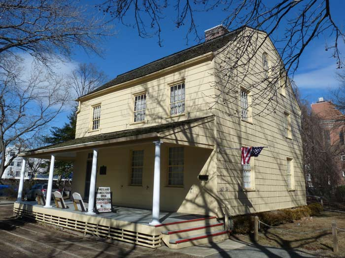 The Queens Historical Society