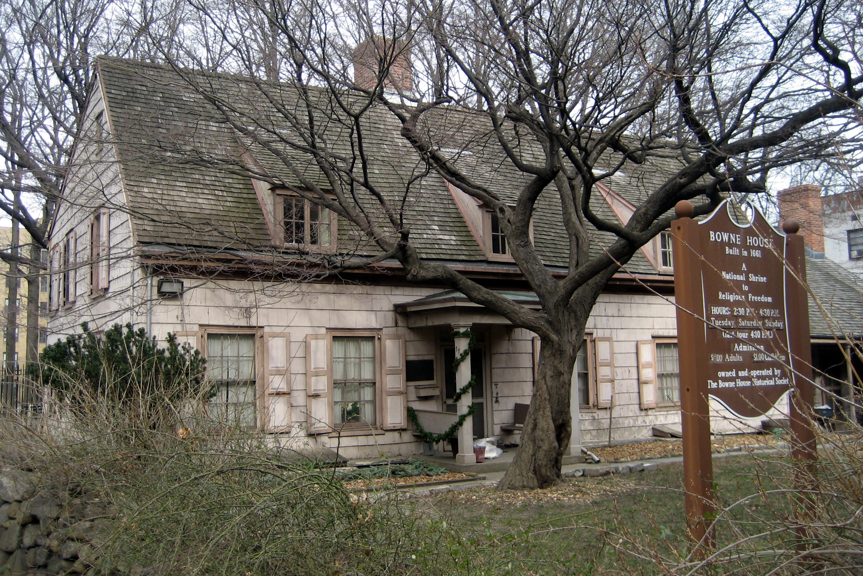 The Bowne House