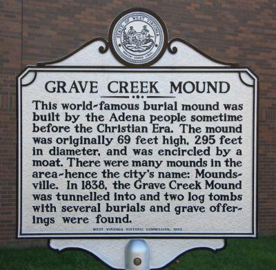 WV Historical Marker
