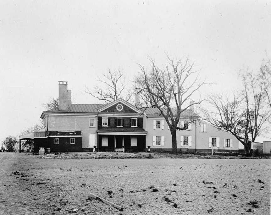 Stephen Girard Country House from HABS report