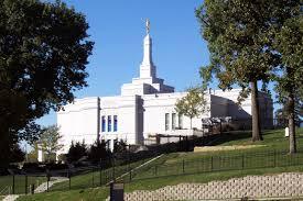 Winter Quarters LDS temple