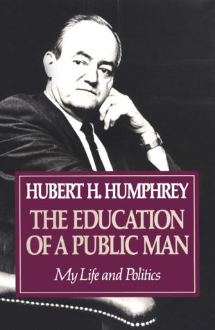 Education Of A Public Man: My Life and Politics-Click the link below to learn more about this auto-biography.