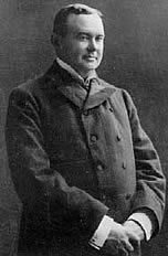 Isaac Trumbo in 1890s.