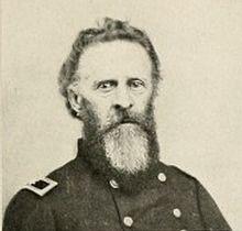 Mormon Battalion Commander, Philip St. George Cooke during the Civil War