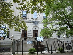 The Ocean Parkway Jewish Center was built in 1926, becoming the first synagogue constructed on Ocean Parkway.