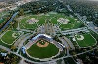 John W. Bailey Park, aerial shot