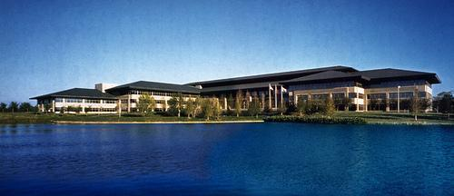 Exxon Mobil Headquarters in Irving, Texas