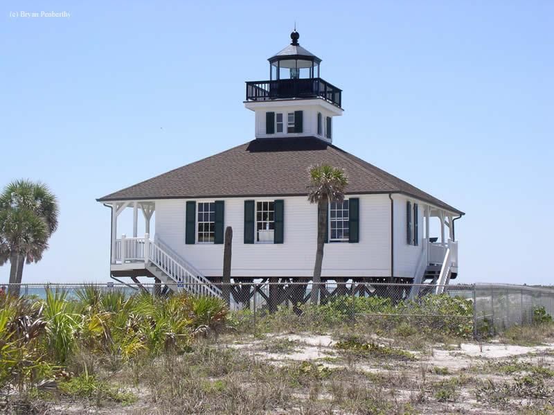 The Port Boca Grande Lighthouse Museum