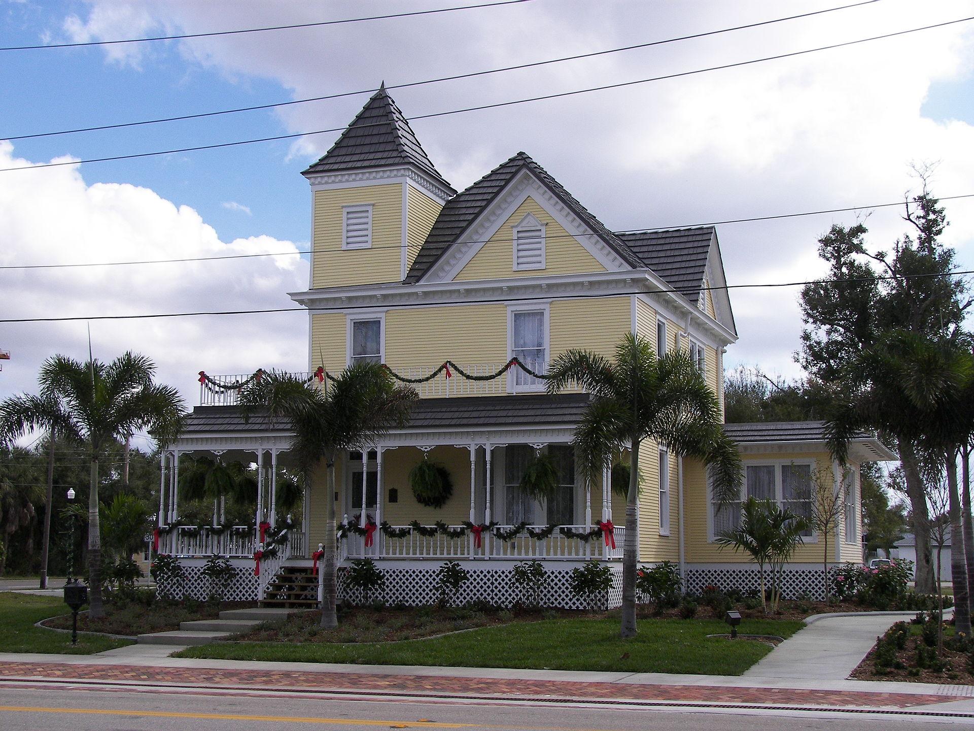The A.C. Freeman House