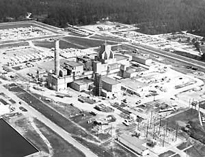 L Reactor Facility: L Area, Savannah River Site, September 16, 1982
