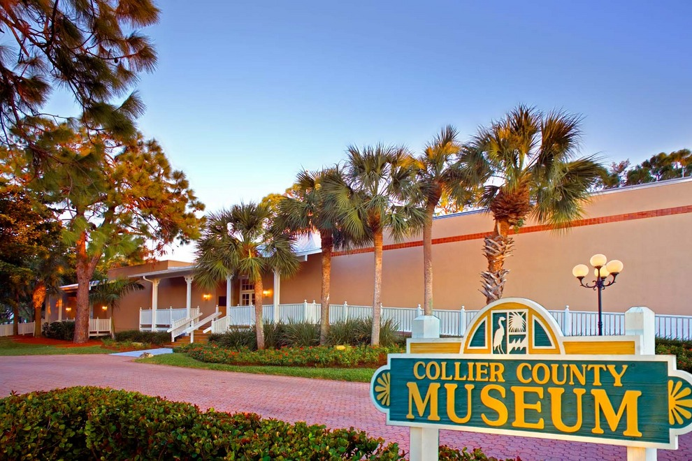 The Collier County Museum