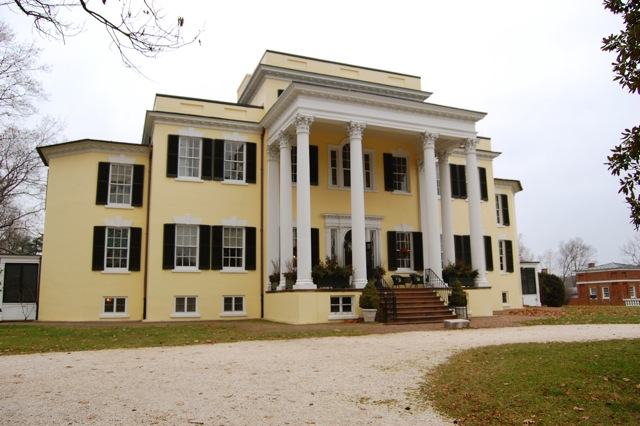 The Carter family sold the property to the founder of the Washington Post in 1897. The Eustis family acquired the estate six years later.