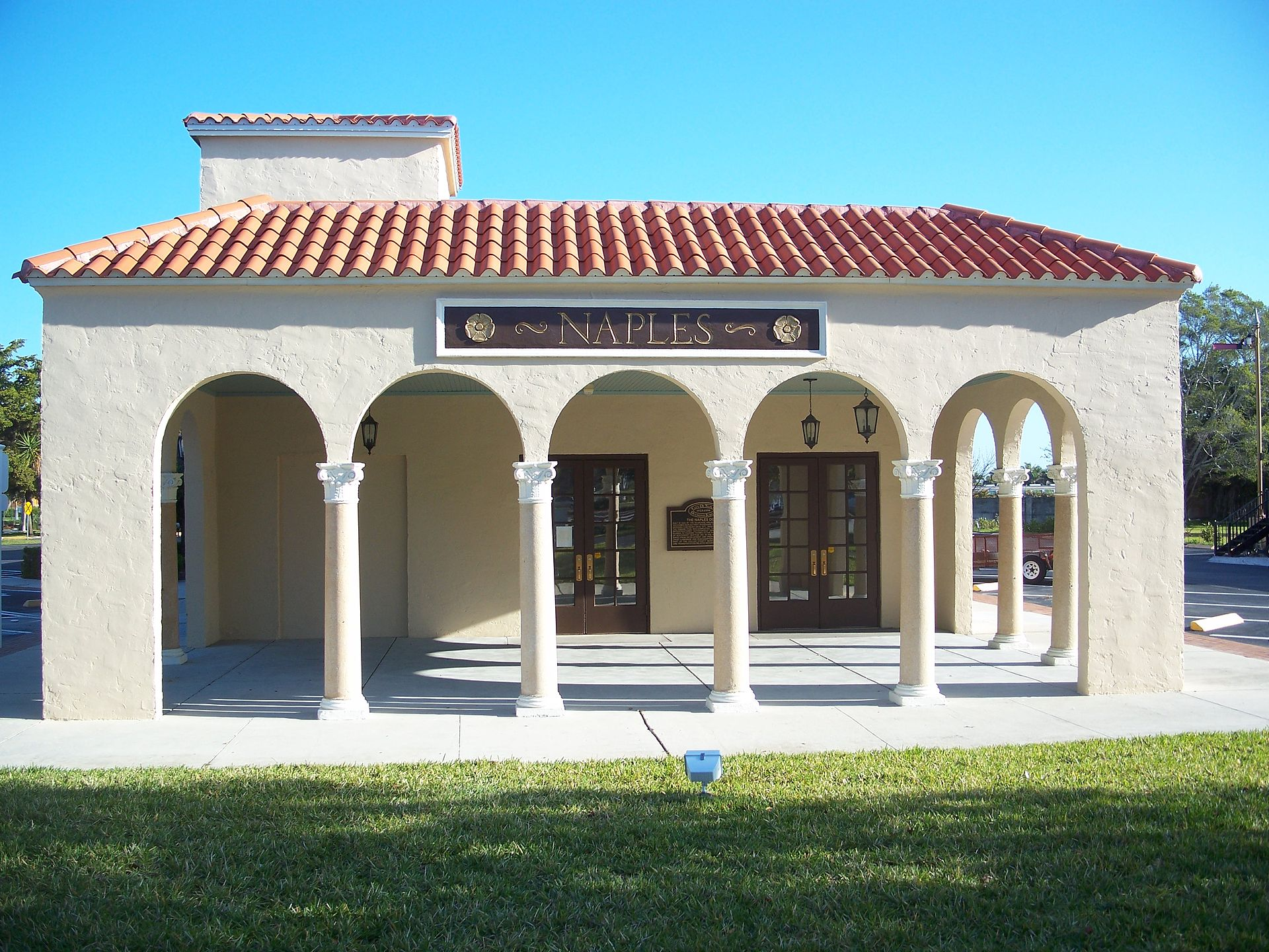 The Naples Depot Museum