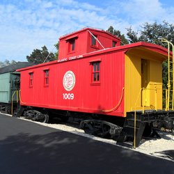 The caboose
