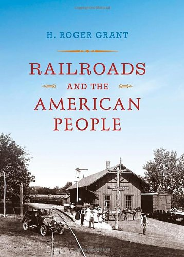 To learn more about the connection between railroads and American history, consider this book from the University of Indiana Press-click the link below for more info about this book.