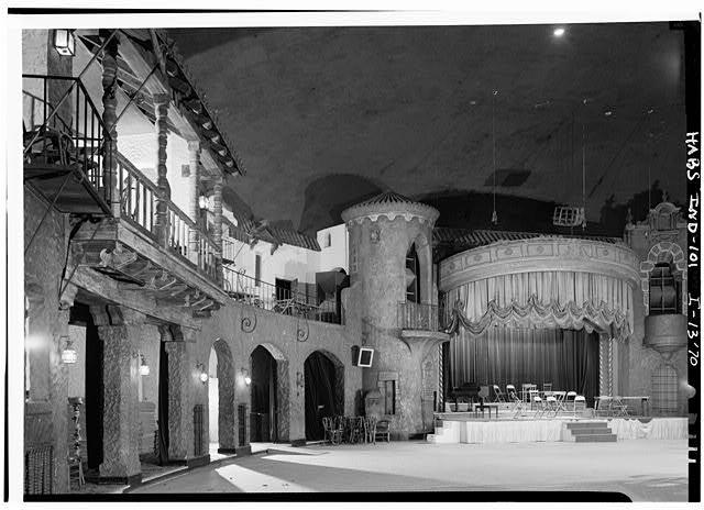 The Indiana Theatre ballroom