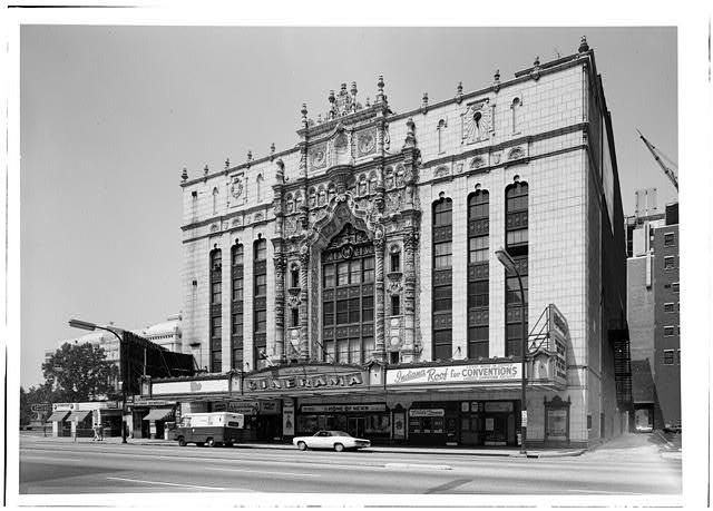 Indiana Theatre exterior