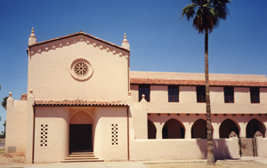 Phoenix Second Ward Chapel was built in 1932 and is the oldest standing LDS ward in Phoenix.