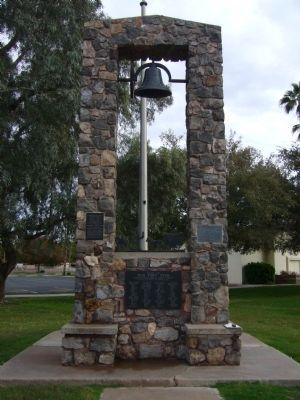 Fort Utah marker