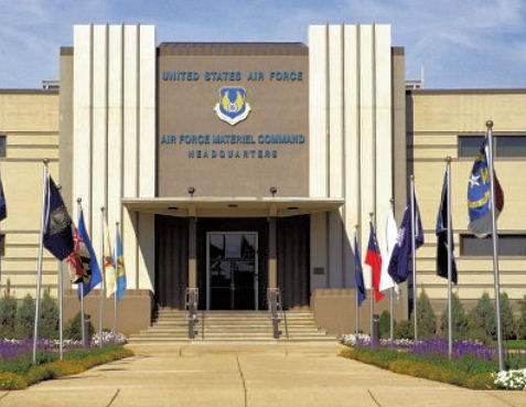 Air Force Materiel Command HQ, Wright Paterson AFB, Ohio