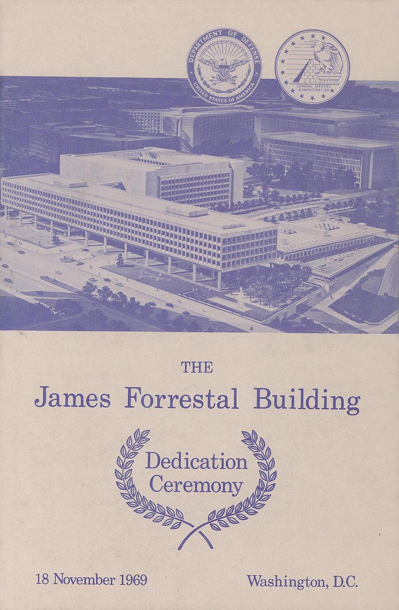 1969 building dedication program