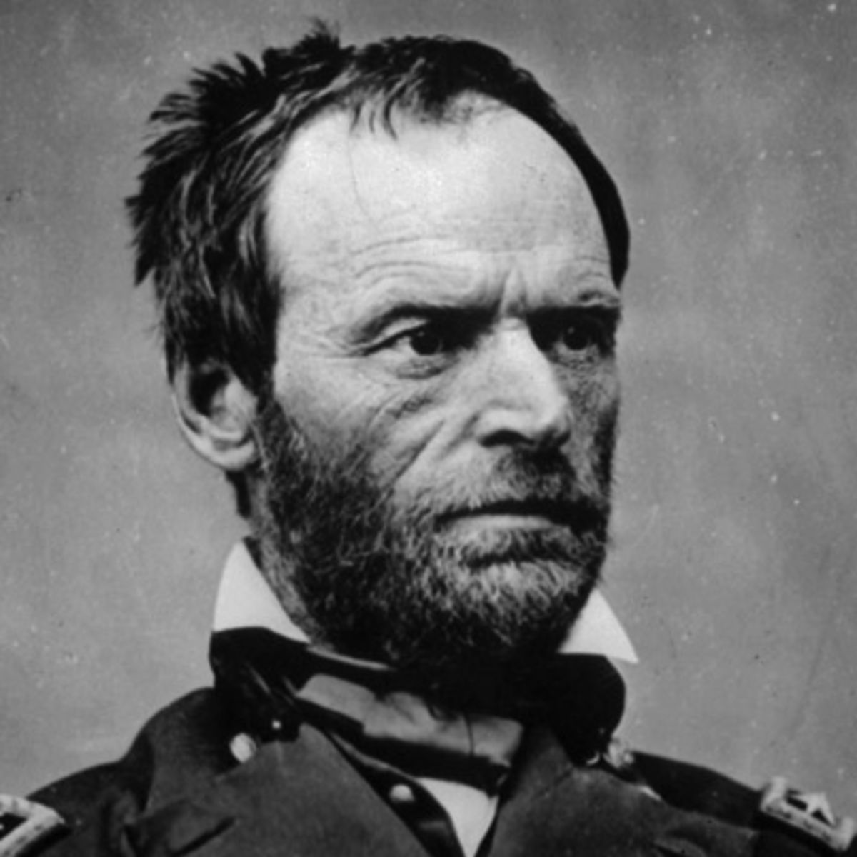 Sherman during the Civil War