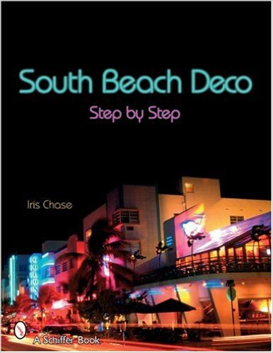 Want to learn more about this style of art and architecture? Click the link below for this book, South Beach Deco.