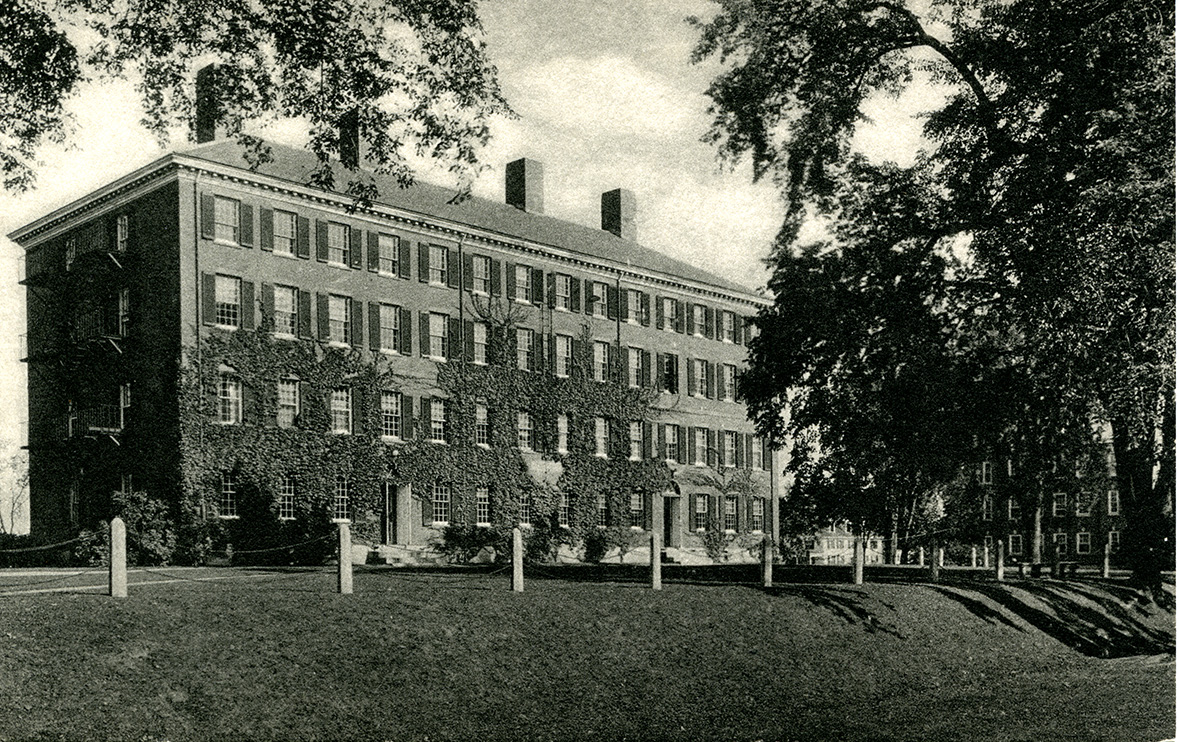 Foxcroft Hall before 1929
