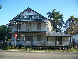 William Anderson General Merchandise Store