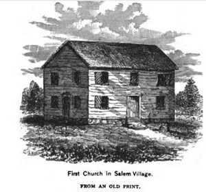 First Church in Salem Village
