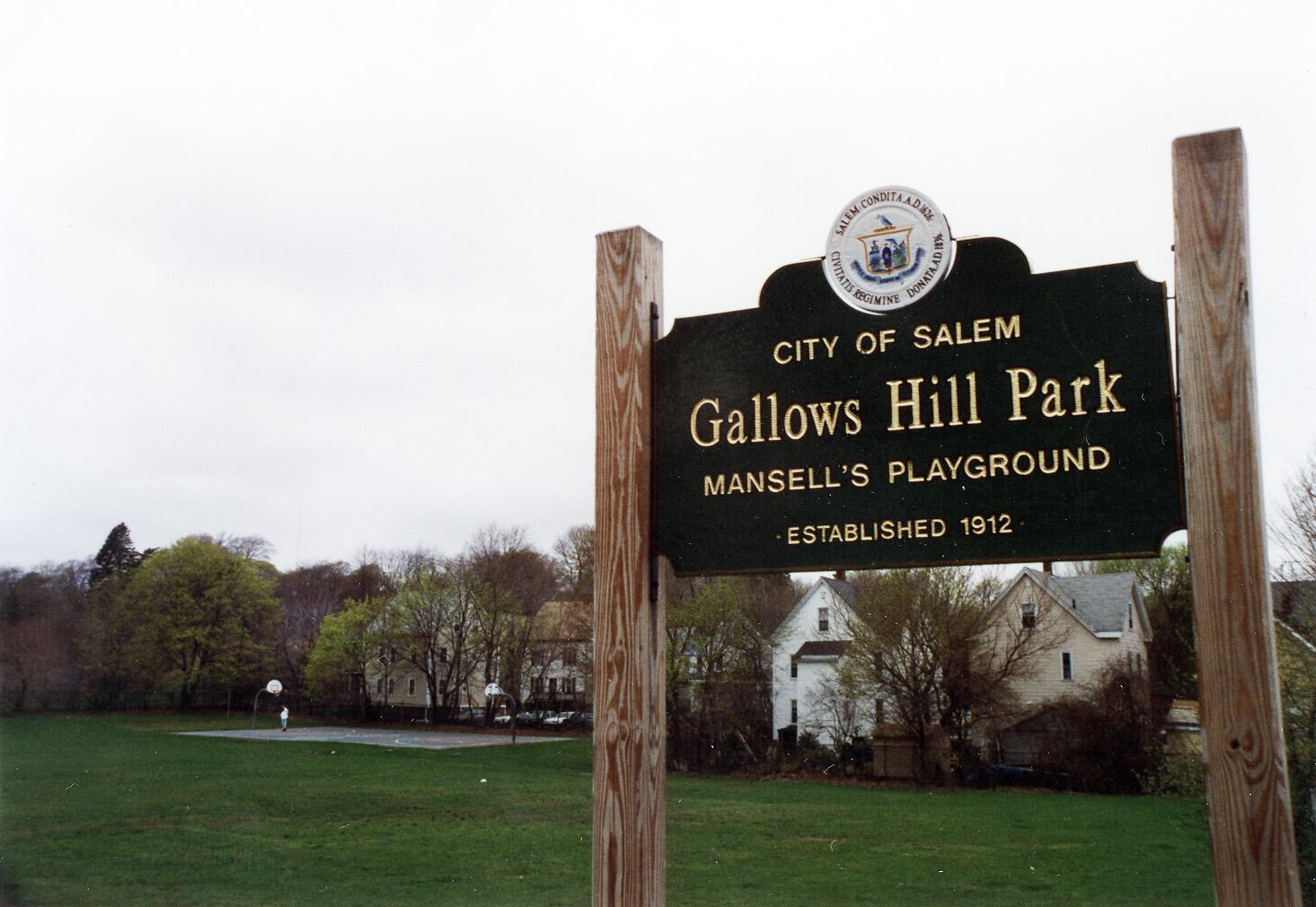Gallows Hill Park
