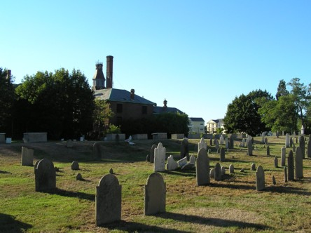Howard Street Cemetery