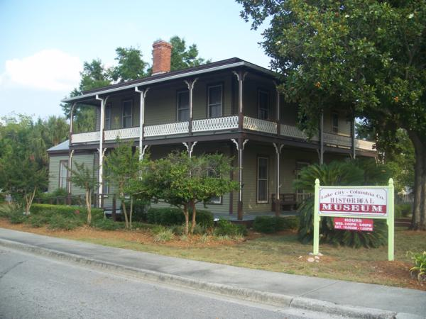 The Lake City-Columbia County Historical Museum