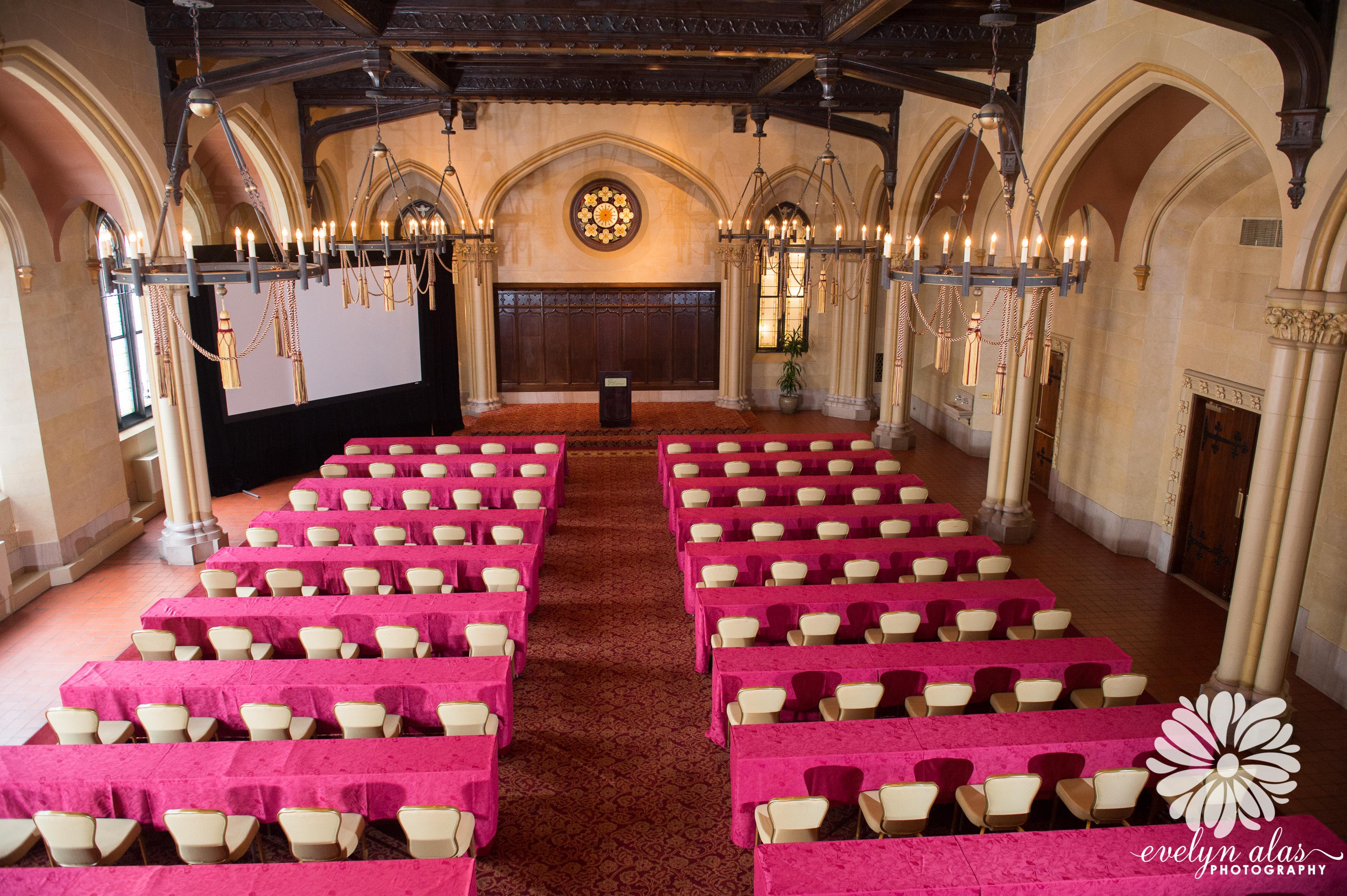 Interior of the Grand