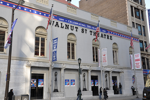 Walnut Street Theatre today