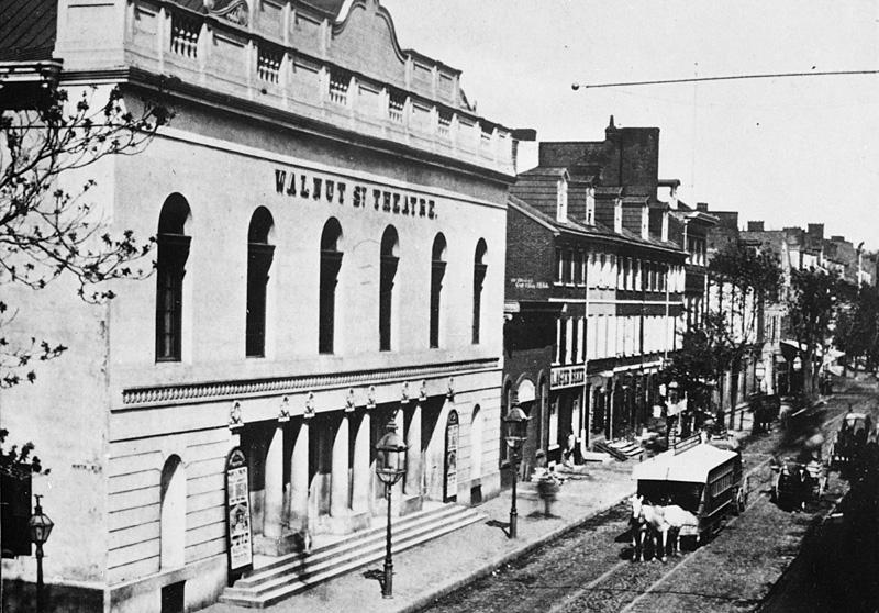 The Walnut in 1885